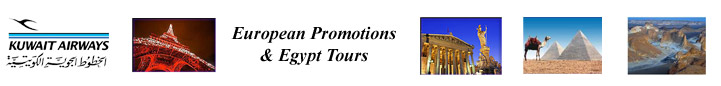 European Promotions & Egypt